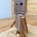 木人を作りました。